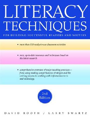 Literacy Techniques: for building successful readers and writers (Paperback)
