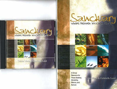 Sanctuary Book & CD: Where Heaven Touches Earth
