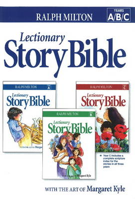 Lectionary Story Bible SET: Year A, B, C (Hardback)