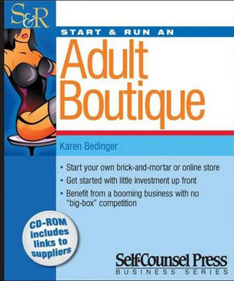 Start and Run an Adult Boutique (Paperback)