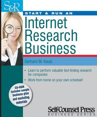 Start and Run an Information Research Business (Paperback)