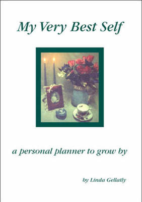 My Very Best Self - a Personal Planner to Grow by (Spiral bound)