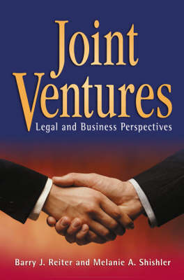 Joint Ventures: Legal and business perspectives (Paperback)