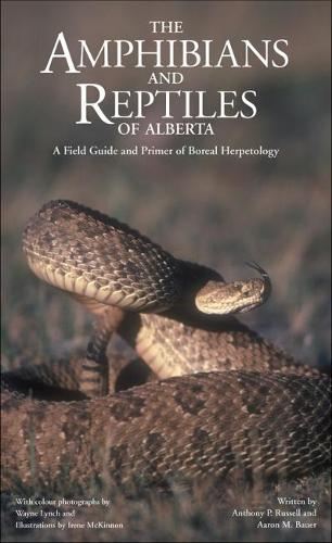 The Amphibians and Reptiles of Alberta: A Field Guide and Primer of Boreal Herpetology (Paperback)