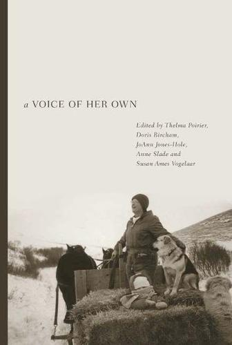 A Voice of Her Own (Paperback)