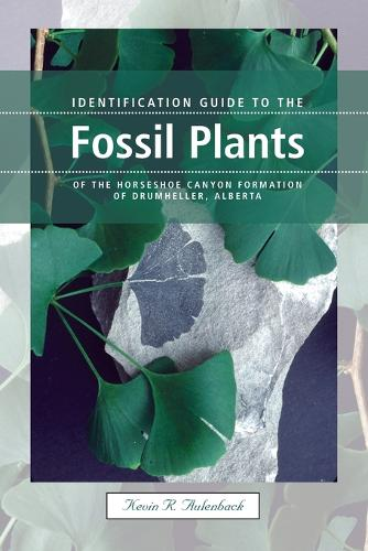 Identification Guide to the Fossil Plants of the Horseshoe Canyon Formation of Drumheller, Alberta (Paperback)