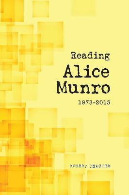 Reading Alice Munro, 1973-2013 (Paperback)