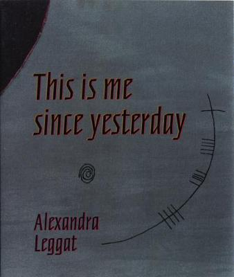 This is Me Since Yesterday (Paperback)