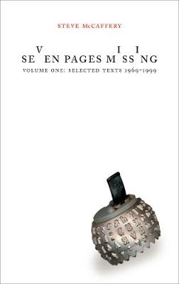 Seven Pages Missing (Paperback)