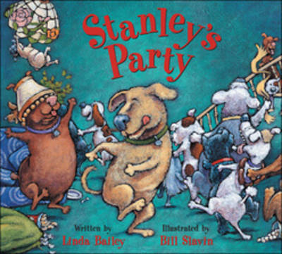 Stanley's Party (Paperback)