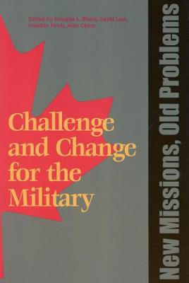 New Missions, Old Problems - Queen's Policy Studies Series (Hardback)