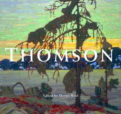 Tom Thomson (Paperback)