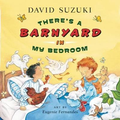 There's a Barnyard in My Bedroom (Paperback)