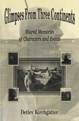 Glimpses from Three Continents (Paperback)