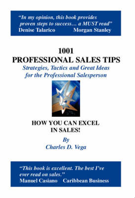 1001 Professional Sales Tips (Paperback)