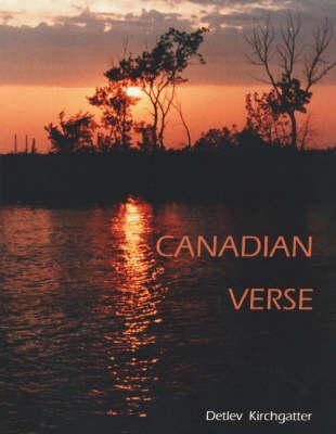 Canadian Verse (Paperback)