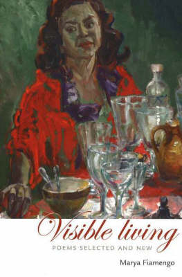 Visible Living: Poems Selected and New (Paperback)
