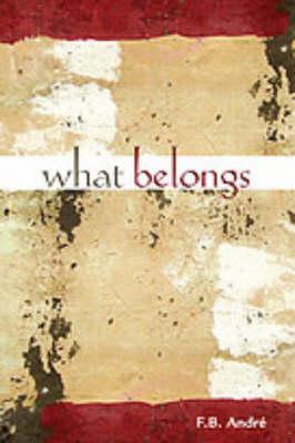What Belongs (Paperback)