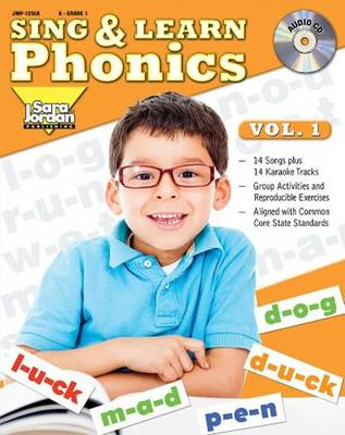 Sing & Learn Phonics: Volume 1