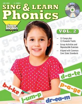 Sing & Learn Phonics: Volume 2