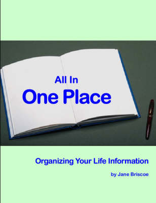 All in One Place (Paperback)