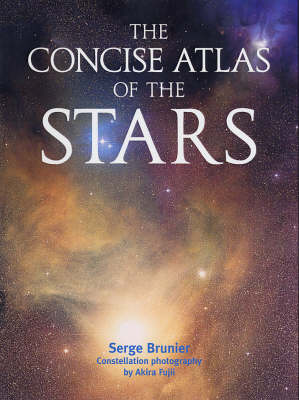 The Concise Atlas of the Stars (Hardback)
