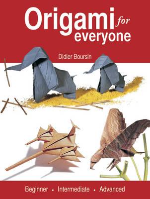 Origami for Everyone: Beginner - Intermediate - Advanced (Paperback)
