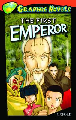 Oxford Reading Tree: Level 13: Treetops Graphic Novels: Pack of 6 (1 of Each Title)