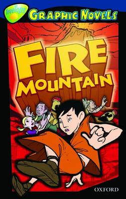 Oxford Reading Tree: Level 14: Treetops Graphic Novels: Pack of 6 (1 of Each Title)