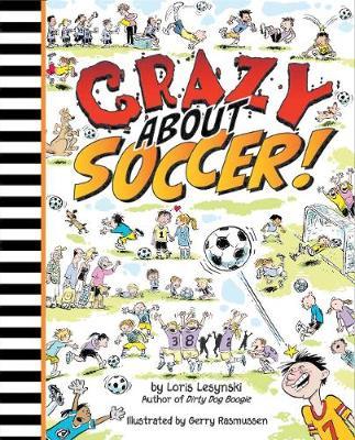 Crazy About Soccer (Hardback)