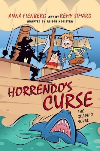 Horrendo's Curse: The Graphic Novel (Hardback)