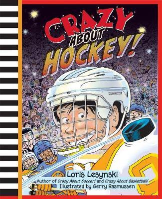 Crazy About Hockey (Hardback)