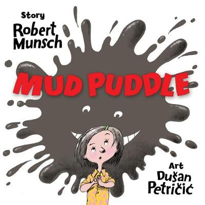 Mud Puddle (Board book)