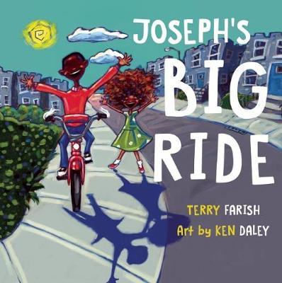 Joseph's Big Ride (Hardback)