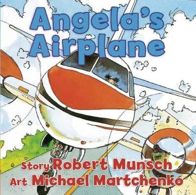 Angela's Airplane (Board book)