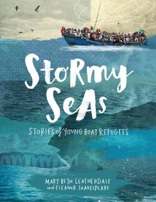 Stormy Seas: Stories of Young Boat Refugees (Paperback)