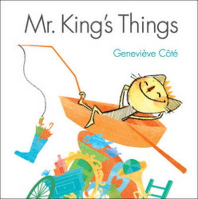 Mr King's Things (Hardback)