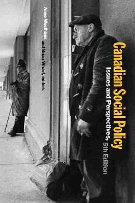 Canadian Social Policy: Issues and Perspectives (Paperback)