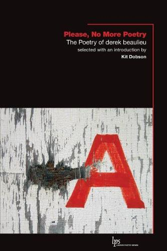 Please, No More Poetry: The Poetry of derek beaulieu (Paperback)