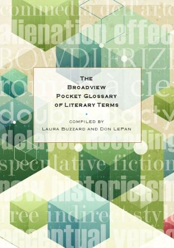 The Broadview Pocket Glossary of Literary Terms (Paperback)