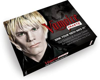 Vampiresmarts Game: The Question and Answer Game That Makes Learning About Vampires Before Dating Them Easy and Fun! - Sink Your Teeth into it