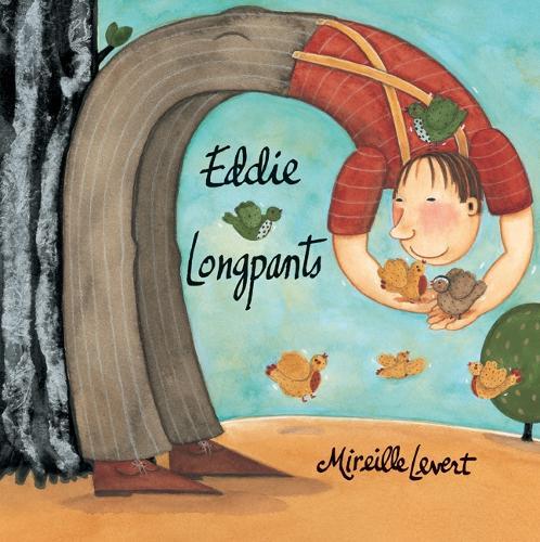 Eddie Longpants (Paperback)