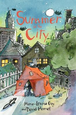 Summer in the City - Travels with My Family (Hardback)