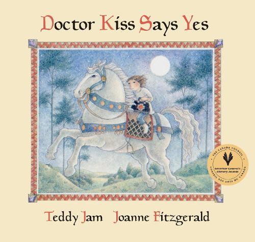 Doctor Kiss Says Yes (Hardback)