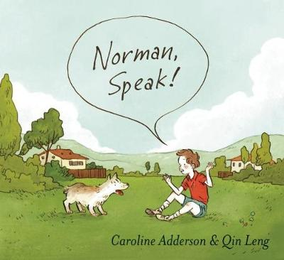 Norman, Speak! (Hardback)