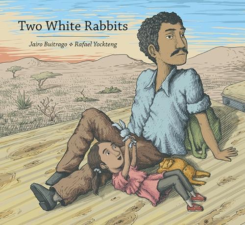 Two White Rabbits (Hardback)
