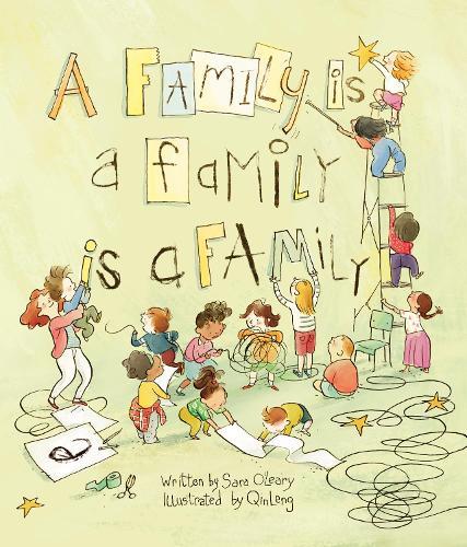A Family Is a Family Is a Family (Hardback)