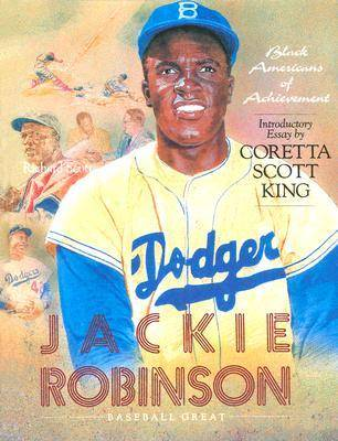 Jackie Robinson: Baseball Great - Black Americans of Achievement S. (Hardback)