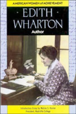 Edith Wharton - Women of Achievement (Hardback)