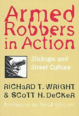 Armed Robbers In Action (Paperback)